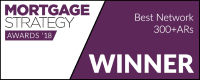 Mortgage Strategy Awards 2018 Openwork Winner